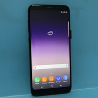 Новый Goophone S8 Plus Quad Core MTK6580 Android 7.0 1GB RAM 8GB ROM 3G Phone 6,2-дюймовый 1280 * 720 8MP Fake 4g lte Смартфон