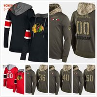 2478a75ee Custom Chicago Blackhawks Hoodie Ryan Hartman 38 Lance Bouma 17 John Hayden  40 Anthony Duclair 91 Corey Crawford 50 Matthew Highmore 36 S-3X