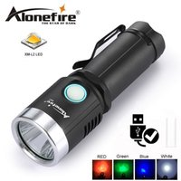 AloneFire X901 LED Flashlight 26650 18650 rechargeable flash...