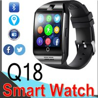 Q18 Smart Watches Bluetooth Smart Band for Android Cellphone...