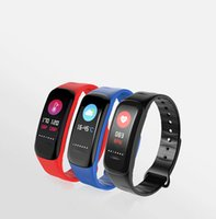 Pedometers gift new heart rate sleep message reminder color ...