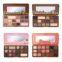 In stock! 16 Color Chocolate Bar Natural Love Eye Shadow Pal...