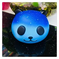 Jumbo Squishy Slow Rising Squishies Phone Charms Panda Squis...