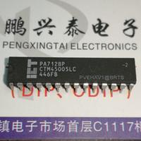PA7128P. PA7128P-2. PDIP28, EE PLD Integrierte Schaltkreise, zwei Inline-Pins mit 28 Pins, Kunststoffgehäuse, elektronische ICT-Komponenten