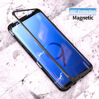 Magnetic Adsorption Flip Case for iphone xr x xs max 7 8 6 6...