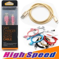 Type C USB Cable 2. 1A Charger Adapter Unbroken Strong Metal ...
