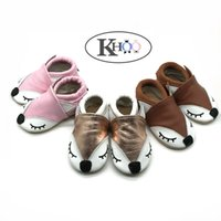 New Arrival Higher Quality Genuine Vegetable Tanned Baby Sho...