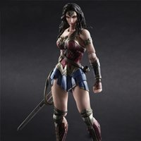 Wonder Woman Action Figures Kids Movable Figure Doll Toys 25...