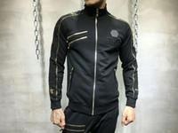 النمر الرياضة ماركة الملابس الخريف الشتاء جودة عالية سترة هوديي الرجال سترة معطف الذكور هوديس بلوزات الأزياء عارضة