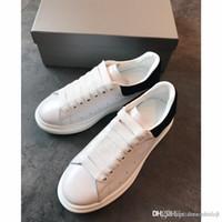 online retailer 817b3 862b5 MC Schuhe Authentic 2016 Mc queen 2017alexander Frauen Turnschuhe Superstar  Schuhe Echte Reihe Leder verschiedene ferse