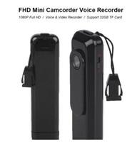 C181 Videocamera Mini Videocamera 1080P Full HD Night Vision Microcamera Registrazione Penna Voice Video Recorder DV Sport Cam pk T189 SQ11