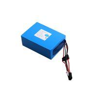 Batteria da 48 V 12Ah con bak 18650cil di alta qualità all'interno del pacco batteria al litio 48V per scooter elettrico