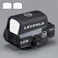 LEUPOLD LCO Upgraded Red Dot Sight Hunting Scopes holographi...
