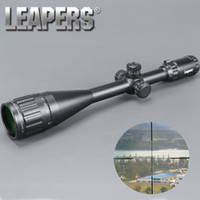 LEAPERS 6- 24X50 Riflescope Tactical Optical Rifle Scope Red ...
