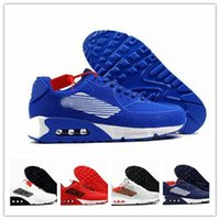 hot sale Mens 90 Shoes Kpu Sport Trainers Chaussure Men Trip...