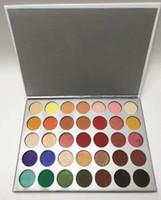 Высшее качество !!!! Бесплатная доставка для макияжа Eyeshadow Palette 3 * 5Цель водонепроницаемая и длительная палитра для век