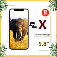 For iPhone X Perfectly OLED Screen Display Touch Digitizer S...