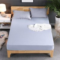 Quality Mattress Cover Twin Full Queen Size Bed Fitted Sheet...