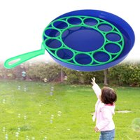 New Bubble Dish Big Bubble Tool Soap Maker Blower Set Outdoo...