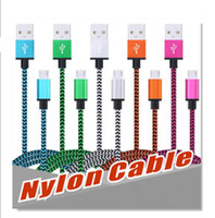 Unbroken Metal micro type c USB Connctor Braid Cable Charger...