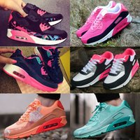 2018 New 90 Series Of Urban City Goddess Running Shoes For W...