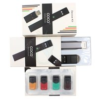 COCO SMOKING Evolve Starter Kit Empty Pods Cartridge for Juu...