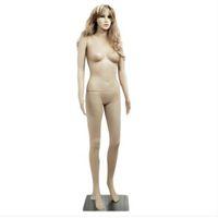 卸売送料無料XSL6女性ストレートハンドベントフットボディモデルマネキン肌の色