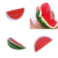 Sıcak satış İmitasyon meyve karpuz kolye Yavaş yumuşak dekompresyon Oyuncak güzel karikatür havalandırma oyuncaklar T3I0163 ribaund