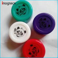 EGO силикон без карандашной контейнер для банок для масла DAB Wax Bho Crumble Goo Honey из нержавеющей стали Wax / нефтяной табло