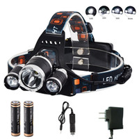 Wholesale Headlamp Outdoor LED Headlight Light Lamp Camping ...