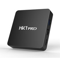 10pcs HK1 Pro 2GB 16GB Android 8. 1 Amlogic S905X2 TV BOX Qua...