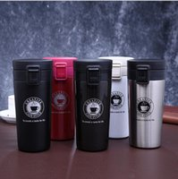 2018 new stainless steel mug 304 car vacuum cups coffee cup ...
