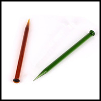 Colorful Glass Dabber Nail 4. 7inches with Uniformly Tapers R...