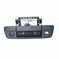 Vardsafe VS452 | 닷지 램 픽업 트럭 1500 2500 3500 (2009-2018)에 대한 자동차 뒷문 핸들 리버스 백업 카메라 | RCA 커넥터