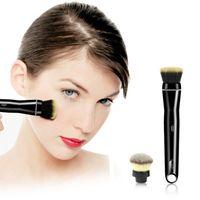 USB зарядки электрический макияж кисти макияж фонд Лицо палочки очиститель сушилка набор стиральная инструмент легко очистить кисть в секунду