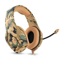 ONIKUMA K1B Camouflage PS4 Headset Bass Gaming Headphones Ga...