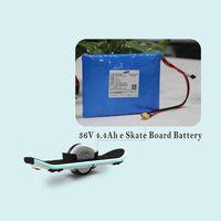 Batterie de remplacement Hoverboard 18650 10s2p 36v 4.4ah batterie avec haut ICR18650-22P intérieur pour une roue hoverboard