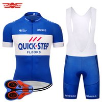 2018 Pro Team quick- step cycling jerseys bike short uniform ...