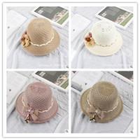 Sombreros de primavera y verano sombreros de malla de malla de protección  solar plegables sombrero de 030f94e1492