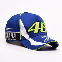 Fashionable Moto Gp 46Motorcycle 3D Embroidered F 1Racing Ca...