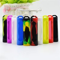 18650 Battery Silicone Case Protective Silicon Cases Bag Cov...