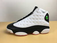 2018 New 13 XIII He got game black toe men basketball shoes ...