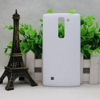 LG G3 Stylus / Q8 (V20 Mini) / Pro Lite / G2 / G4 Mini 승화 3D 전화 모바일 광택 매트 케이스 열 프레스폰 커버