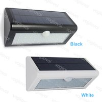 Solar Led Outdoor Lighting 48LED 1000Lm 4 Modes Microwave Ra...