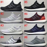 [Double box]Ultra Boost 4. 0 Running Shoes Sports Real Boost ...