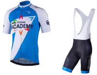 2018 Academia de Ciclismo de Israel PRO EQUIPE SHORT CICLISMO de CICLISMO de VERÃO CICLISMO ROUPA de CICLISMO de VERÃO + BIB SHORTS 3D GEL PAD SET TAMANHO: XS-4XL