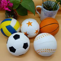 Relaxable Sports Balls for Kids Party Favor Toy Seamless Pat...
