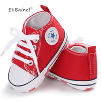 New Canvas Baby Sneaker Sport Shoes For Girls Boys Newborn S...