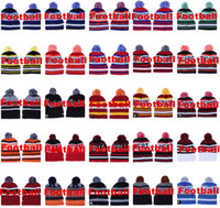 2018 Classic fashion Winter Beanie Knitted Hats Sports Teams...