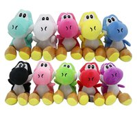 "Hot Sale 10 Color Yoshi 6. 3"" 16cm Super Mario Bros Plus..."